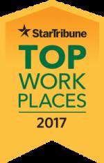 IC System - Star Tribune Top Workplace 2017