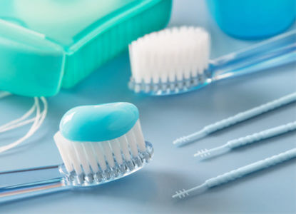 your toothbrush and your collection agency