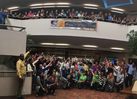 IC System named a top workplace by the star tribune