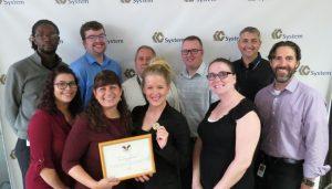IC System Earns President's Volunteer Service Award