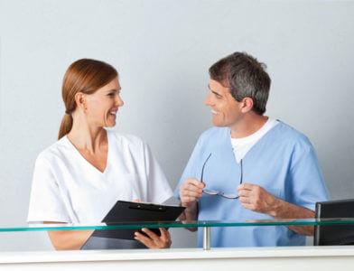 dental practice debt collector-IC System