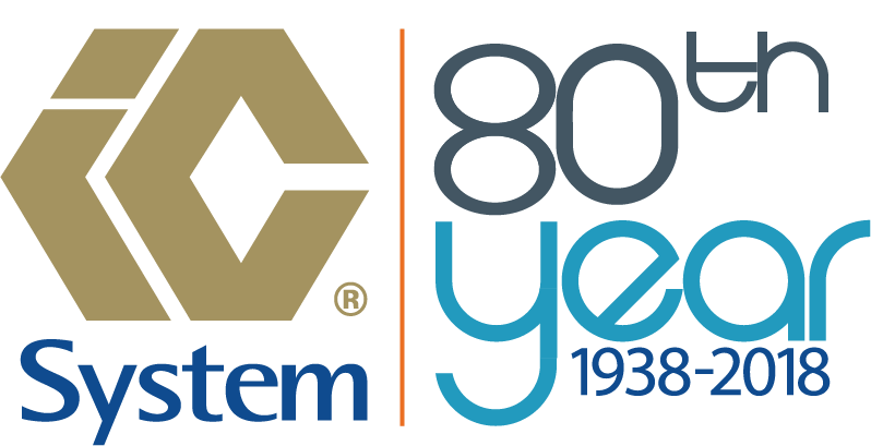 IC SYSTEM 80thYear logo