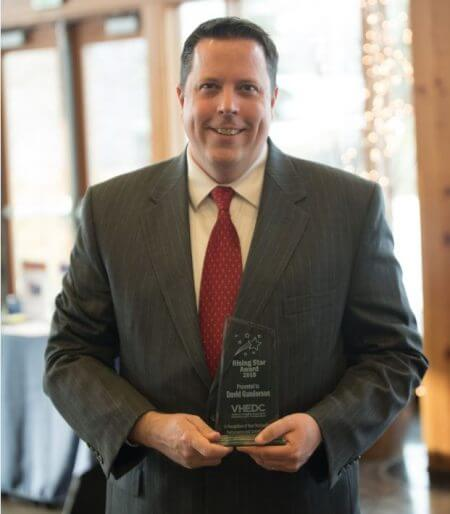 david gunderson award-IC System