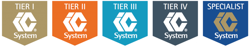 tiers ic system