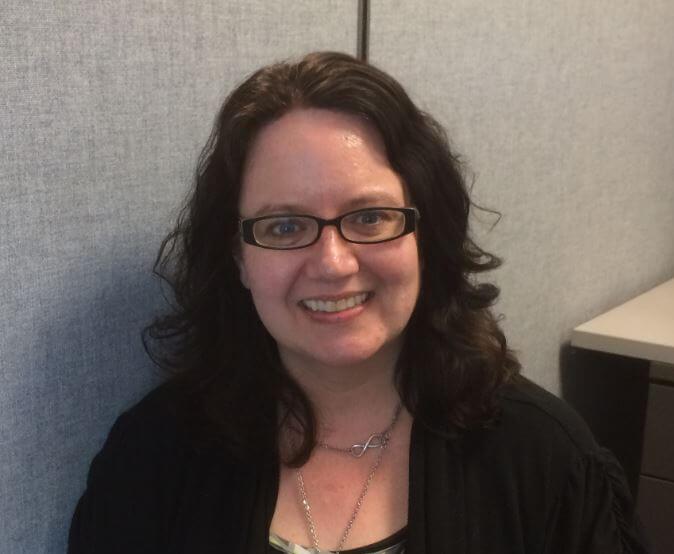 Headshot of Kay Drinkwitz