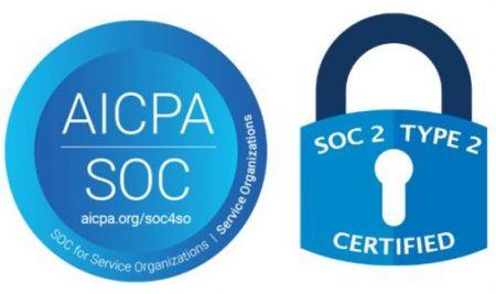 SOC 2 Type II Certified logo